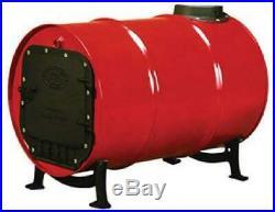 Barrel Stove Kit Vogelzang BSK1000 Cast Iron Wood Burning Convert Steel Drum