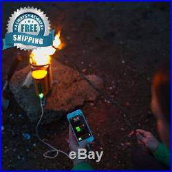 BioLite CampStove 1 Wood Burning and USB Charging Camping Stove (Original Model)