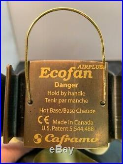 Caframo Airplus Ecofan Wood Burning Stove Fan