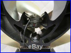 Caframo EcoFan Airplus Wood Burning Stove Fan Heat Powered 802CA-KBX