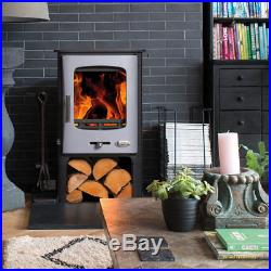 - DEFRA Approved 5kW Woodburning Stove Woolly Mammoth 5 Multifuel Burner