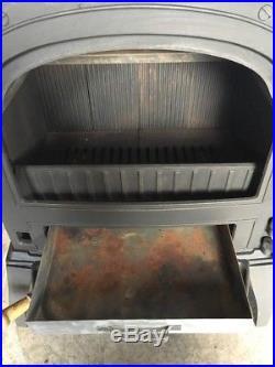 Dovre 500 Classic Cast Iron Multi-Fuel Burning Stove Top Flue Exit #22