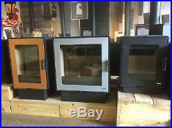 Ex Display Logfire LF 10 Woodburning Stove Unused