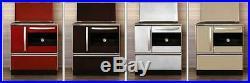 - JS 14kW Woodburning Cooker Range Boiler Free Delivery Wamsler 900 AGA