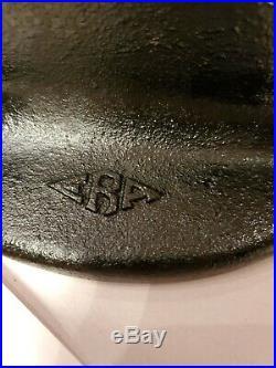 Lukken Yzer Cast Iron Waffle, Cookie, Toast Iron For Wood Burning Stove