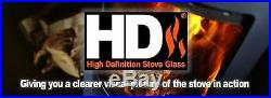 New Rayburn Replacement HD Woodburning/Multifuel Stove Glass All Models