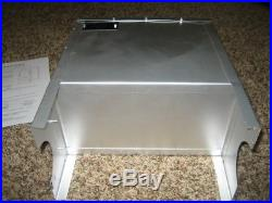 Nu-Way Steel Mini Wood Burning Stove Ice Shanty Deer Stand Model 965 NEW USA