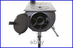 Outbacker Portable Wood Burning Stove Tipi Kit
