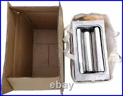 Portable Tent Wood Burning Stove 151518/88inch stainless steel cube stove