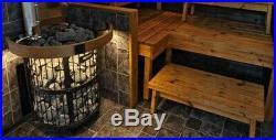 Sauna Woodburning Stove Harvia Legend 150 for rooms 613 m3