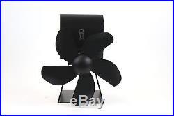 SmartFan Low Temperature Stove Fan, 2016 Model Damaged Packaging, No Warranty