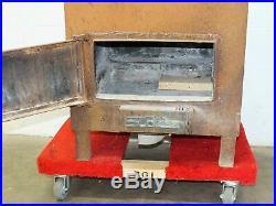 Sunrise 24 x 18 x 24 Wood Burning Stove Fireplace Vintage One of a Kind