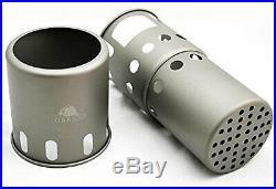 TOAKS (Talks) solo BP wood burning stove STV-12 12707