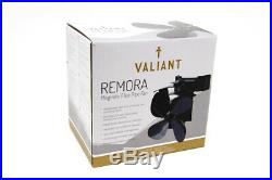 Valiant Remora Magnetic Flue Pipe Heat Powered Log Burner Wood Burning Stove Fan