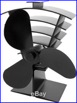 Valiant Ventum III Heat Powered Log Burner Stove Fan FIR363