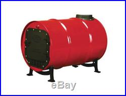 Vogelzang U. S Stove BSK1000 Stove Barrel Stove Kit Wood Iron Burning Drum