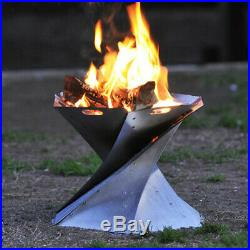 Wood Burning Stove Lightweight Tent Heater for Backpacking Hiking Picnic
